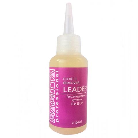 Гель для размягчения удаления кутикулы ЛИДЕР Cuticle Remover LEADER 100 ml