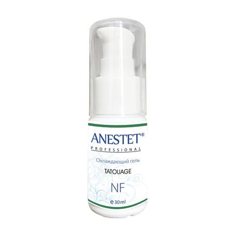 Охлаждающий гель Anestet Professional Tatouage (Анестет) 30 мл
