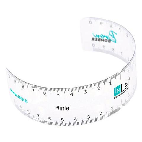 InLei® Профессиональная линейка для бровей.