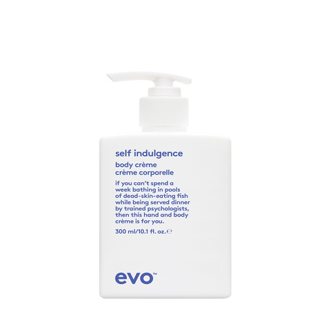 EVO Увлажняющий крем для тела [индульгенция] Self Indulgence Body Crème