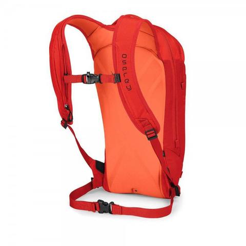 Картинка рюкзак горнолыжный Osprey Kamber 16 Ripcord Red - 2