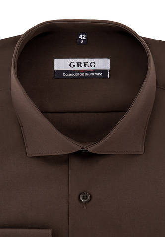 Сорочка GREG 540/119/BR