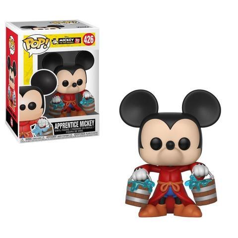 Apprentice Mickey Mouse Funko Pop! || Ученик Микки