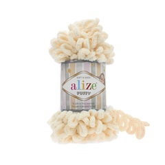 Пряжа Alize Puffy цвет 742