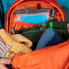 Картинка рюкзак горнолыжный Osprey Kamber 16 Ripcord Red - 5