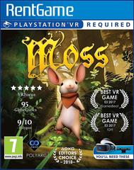 Moss VR PS4   PS5