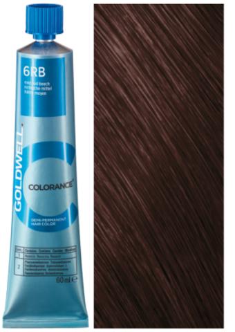 Goldwell Colorance 6RB красный бук 60 мл