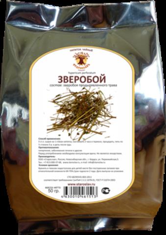 Зверобой (трава и цветки, 50гр.)  (Старослав)