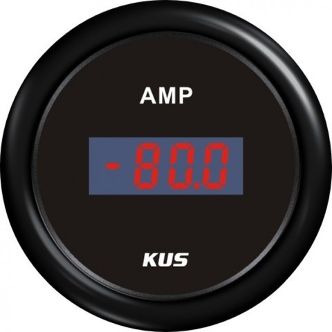 Амперметр цифровой 80-0-80 (BB)