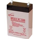 Аккумулятор EnerSys Genesis NP2.8-6 ( 6V 2,8Ah / 6В 2,8Ач ) - фотография