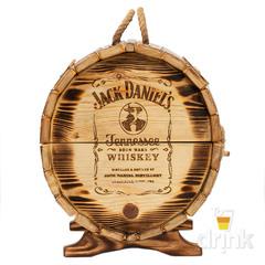 Мини-бар в виде бочки «Jack Daniels», фото 5