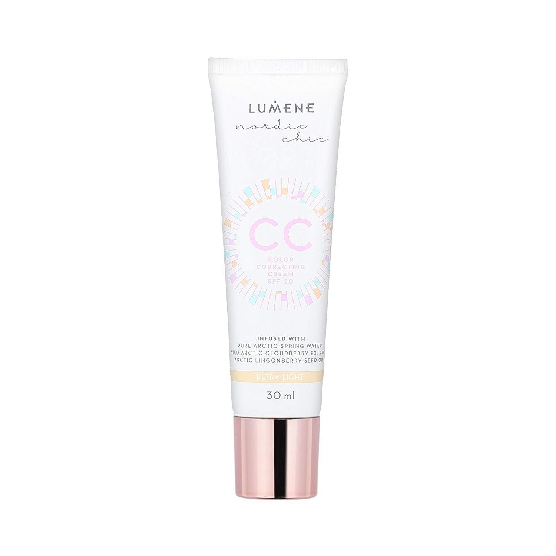 Тональный крем для лица CC Lumene SPF 20 Ultra Light 30 мл