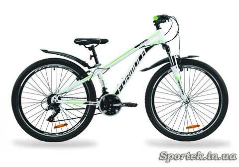26 Formula Special AM Vbr 2020 - бело-черный с зеленым