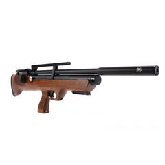 Пневматическая винтовка Hatsan FLASHPUP QE 5,5 мм (3 Дж)(PCP, дерево)