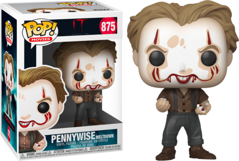 Pennywise Meltdown Funko Pop! Vinyl Figure || Пеннивайз после драки