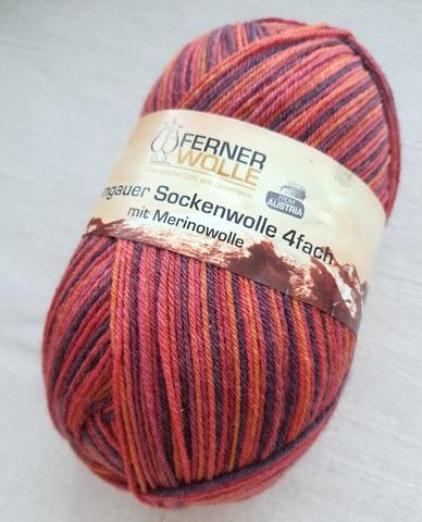Ferner Wolle Lungauer 4-fach 442 купить
