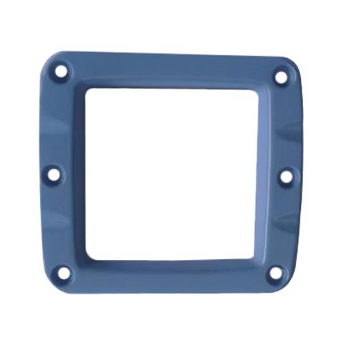 Сменная панель алюминиевая для фар W-Серии, Цвет Синий, 1 штука ALO-2CFB ALO-2CFB