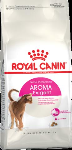 Exigent 33 Aromatic Attraction - для кошек привередливых к аромату продукта