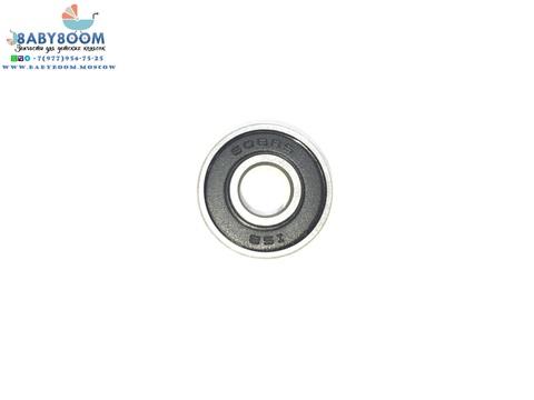 Подшипник для колеса детской коляски, размер 8 х 22 х 7 мм., маркировка 608RS