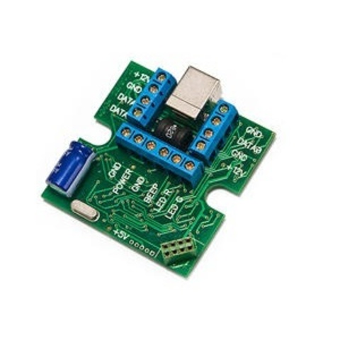 Адаптер для программирования автономных контроллеров и считывателей Iron Logic через ПК Z-2 Base