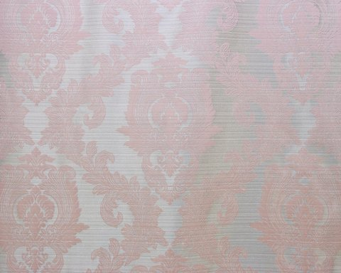 Портьерная ткань жаккард Вероника розовый