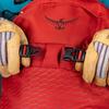 Картинка рюкзак горнолыжный Osprey Kamber 16 Ripcord Red - 7