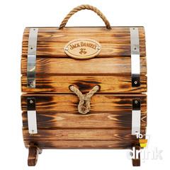 Мини-бар в виде бочки «Jack Daniels», фото 3