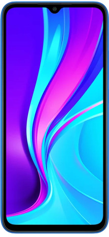 Смартфон Xiaomi Redmi 9C 3/64GB (NFC) Blue