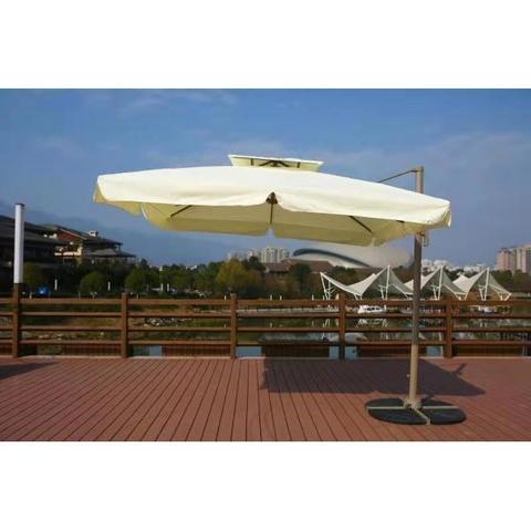 Зонт для кафе AFM-250SLB-Light Beige (2,5x2,5)