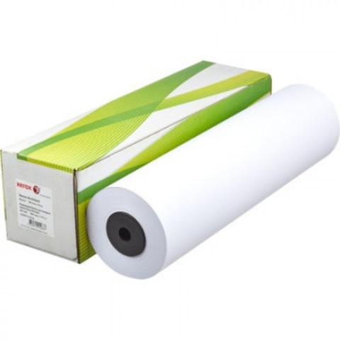 Бумага широкоформатная Xerox Architect (диаметр втулки 76 мм, длина 175 м, ширина 594 мм, плотность 80 г/кв.м, белизна 170%)