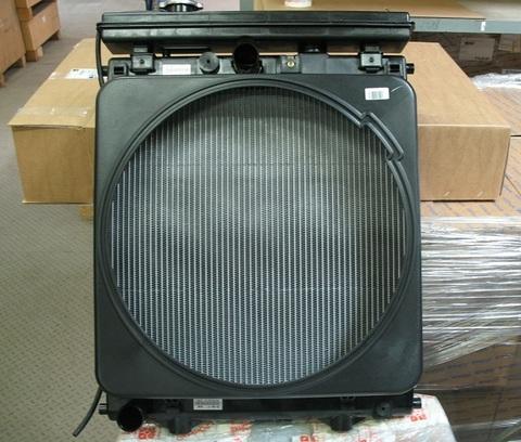 Радиатор / RADIATOR АРТ: 120-672