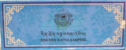Rinchen Ratna Samphe / Ринчен Ратна Сампел , Men-Tsee-Khang, 10 шт