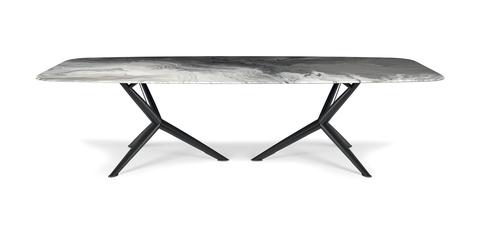 Обеденный стол atlantis crystalart, Италия