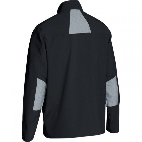 Куртка для бега Under Armour Squad Woven Warm Up Jacket 1293911-001