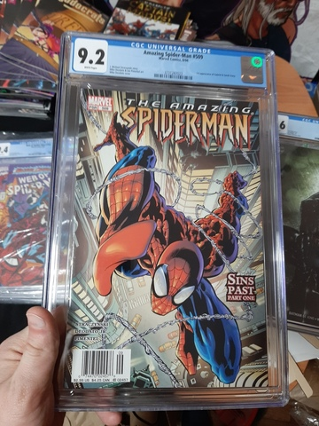 CGC Amazing Spider-Man #509. Состояние 9,2