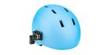 Крепления на шлем GoPro Helmet Front + Side Mount (AHFSM-001) на шлеме сбоку