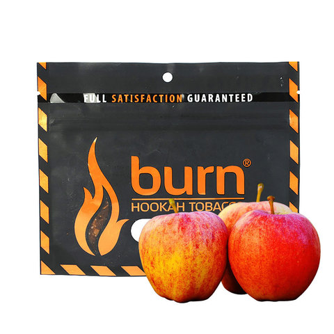 Табак Burn 100 г Three Apples