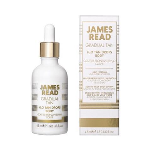 JAMES READ | Капли-концентрат для тела, (45 мл)