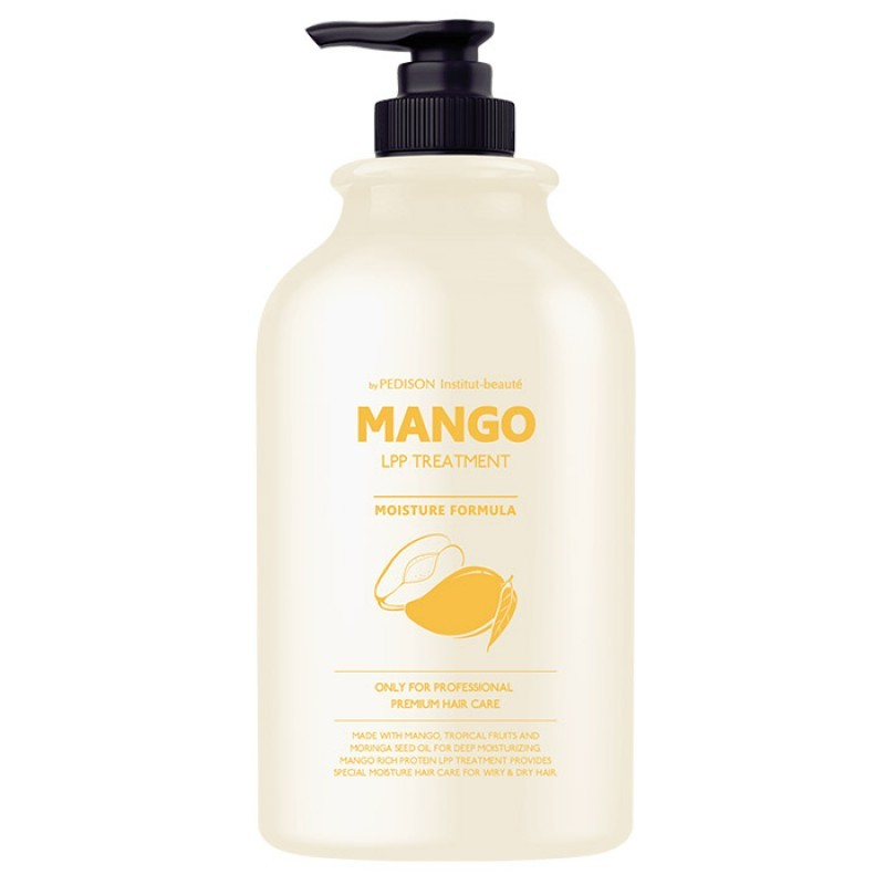 Маска для волос Маска для волос МАНГО PEDISON Institut-Beaute Mango Rich LPP Treatment 500 мл 6cce541c900bdbb5345a127bdca4f583.jpg