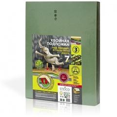 Подложка для пола Steico Underfloor 790х590х3 мм 15 плит в упаковке