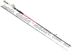 Спиннинг Kaida Lamberta Micro Jig 2,15 метра, тест 3-14г