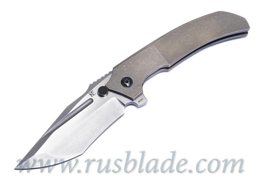 CKF/Rassenti SATORI collab knife - фотография
