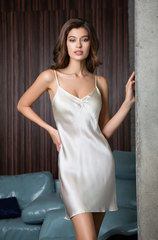 Сорочка Mia-Mia 15140 молочный шелк