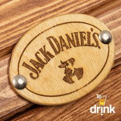 Мини-бар в виде бочки «Jack Daniels», фото 6