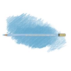 Карандаш художественный акварельный MONDELUZ, цвет 15 прозрачный синий