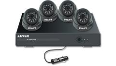 Комплект наблюдения для автошкол КАРКАМ KIT-6004 AUTO (1204N)