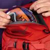 Картинка рюкзак горнолыжный Osprey Kamber 16 Ripcord Red - 10