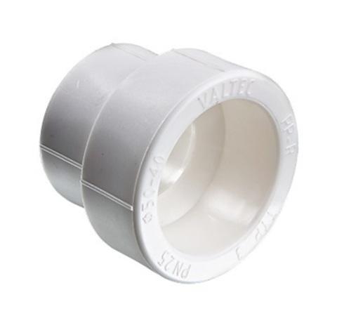 Valtec муфта переходная 25х20 мм полипропиленовая VTp.705.0.025020