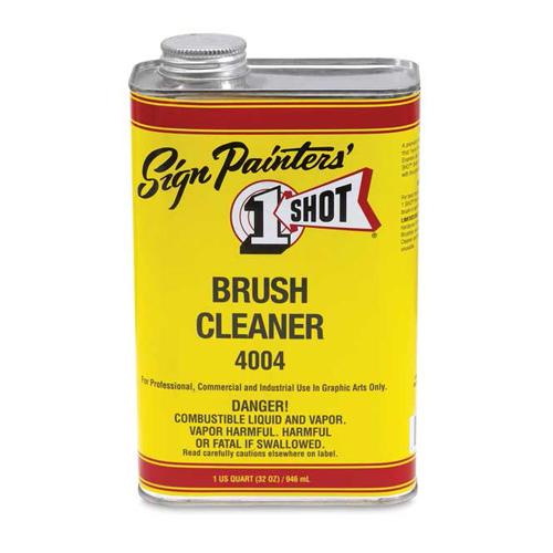 Пинстрайпинг (pinstriping) 1 Shot Brush Cleaner Очиститель кистей 946 мл 1_ShotBrushCleaner.jpg
