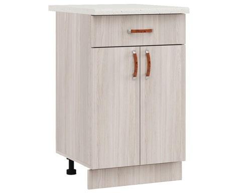 Стол кухонный  ЛЕГЕНДА-10 с ящиком 500